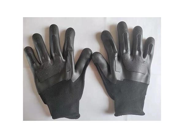 TPE粘无纺布手套