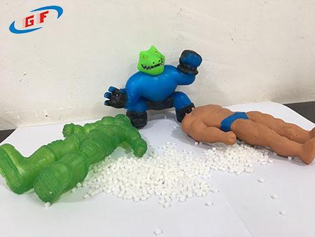TPE超软玩具原材料