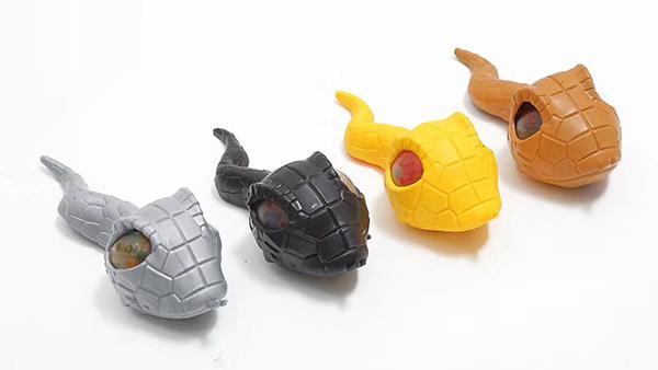 某玩具公司选用国丰TPR发泄玩具料