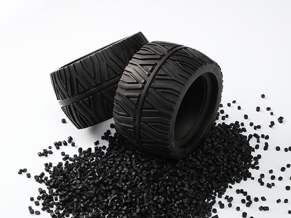 TPE玩具轮皮料
